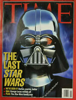 Time Magazine May 9 2005 Darth Vader Cover - The Last Star Wars - No Label EX