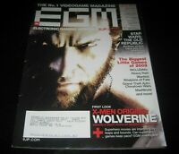 Vintage EGM Electronic Gaming Monthly Video Game Magazine NES PS 2009 issue 236