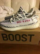 Brand new with box Yeezy boost 350 v2 zebra US men size 11