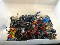 Lot Transformers bionicles pieces Mix Toys With Manual Mixed In Toys Sold As Is