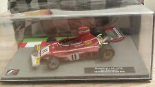F1 Collection  Ferrari 312 B3. 1975 Clay Regazzoni   1:43