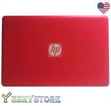 HP 15-BS 15T-BS 15Z-BW 15-BS234WM 15-BS030NR LCD BACK COVER Red L03441-001 USA