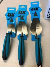 OX Tools Pointing Trowel Set