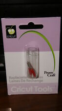 Cricut REPLACEMENT BLADES - Package of 2 -  NEW!