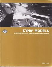 2005 Harley Dyna Wide Low Glide Rider Super Sport Street Parts Manual Catalog