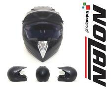Casco NOLAN N52 SMART (Nero Opaco) L