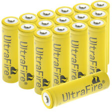 1-16x 3.7V 9800mAh High Capacity Rechargeable Batteries Li-ion Battery lot