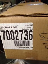 Sub-Zero Refrigerator Ice Maker 7002736