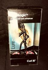 "New! GIFT!!  Women's ""LURE: Eye Magic"" EyeLASH CURLER Tool NIP"