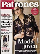 Patrones nº 344 moda joven 02.2015