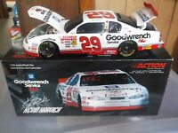 2001 KEVIN HARVICK 29 GM GOODWRENCH BANK ROOKIE 1 24TH SCALE DIECAST