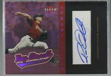 2005 Fleer Ultra Season Crowns Masterpiece 1/1 Roy Oswalt #31 Auto