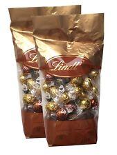 Lindt 1.5 kilo LINDOR JahresPralinés Schokoladen Mix Mischung 2 x Beutel NEU