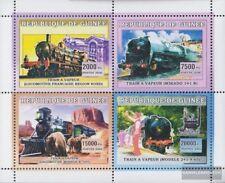 Guinée 4377-4380 Feuille miniature neuf avec gomme originale 2006 transports: fe