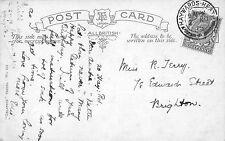 Edie Niece  - Miss. R. Terry, 78 Edward St. Brighton 1915 BF362