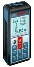 Bosch Télémètre laser GLM 100 C avec étui de protection 0601072700