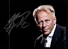 Jürgen jürgen trittin autografiada mapa original firmado # bc 56301