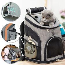 Rucksack für Hund Katze gepolstert Katzenrucksack Atmungsaktive Rucksack