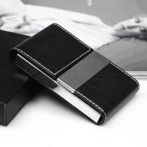 New Metal Wallet Men Women Stainless Steel Business Card Case Travel Credit Card