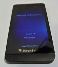 BlackBerry Z10 16GB Black (AT&T) Smartphone - Clear IMEI