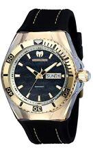 Technomarine TM-115213 Unisex Cruise Monogram Gold/Mother of Pearl Swiss Watch