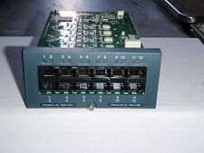 Avaya IP Office 500 Analog Phone 8 Base Card 700417231 w/ATM4U 4 port CO card