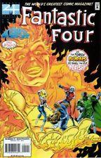 Marvel Comics Fantastic Four #401 1995 - NM Maximus Karnak