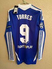 Chelsea Torres Atletico Shirt Player Issue Match Unworn Sz 6 Techfit uefa Jersey