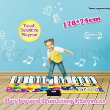 NEW Electronic Zippy Touch Sensitive Jumbo Gigantic Keyboard Playmat Music Toy