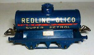 Hornby Series Redline glico Super Petrol O gauge