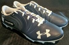 Under Armour Adult Nitro Low Mc Men Football Cleats Nvy/Blue 3000182-401 10.5