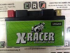 BATERÍA DE LITIO MOTO SCOOTER UNIBAT X RACER LITIO 3 KTM SMC 625 03-09