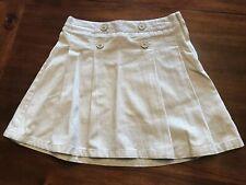 Girls Gap Kids Khaki Uniform Skirt Size Medium