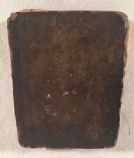Antique 1831 Cookbook ~ Modern American Cookery by Prudence Smith