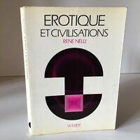 Rene Nelli Erótico Y Civilization Weber 1972