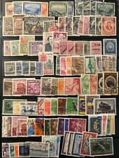 Ecuador Small Group Of 310 Stamps.