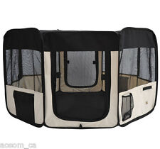 New Year Sale Pet Playpen Folding Soft Kennel Tent Puppy Cat Dog Exercise Crate