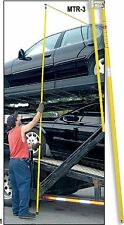 Height Stick Autohauler Tow Dolly Axle Clevis Shackle Autotransport Car Carrier