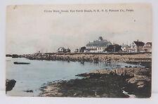 Ocean Wave Hous Rye North Beach Putnam 1908 Cancel Series 02 Postcard AK (A2679
