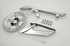 Chrome Belt Guard and Pulley Cover Kit Harley Davidson Sportster 2004-2014 XL