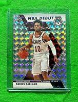 DARIUS GARLAND PRIZM SILVER NBA DEBUT ROOKIE CAVALIERS 2019-20 MOSAIC BASKETBALL
