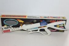 Battery Operated Galaxy Space Submachine Gun Gonher of Spain in ORIGINAL BOX #2