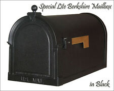 Special Lite Berkshire Curbside Mailbox No Rust Powder Coated - 8 Color Choices