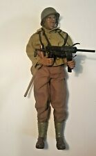 1/6 Scale WW2 U.S. Army Soldier 3rd Infantry Division 21st Century Toys!!!!!!!!!