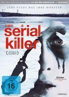 I AM NOT A SERIAL KILLER (UNCU - OBRIEN,BILLY   DVD NEU