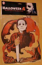 Trick or Treat Studios Halloween 4 Michael Myers Wall Decor Vintage Style Horror