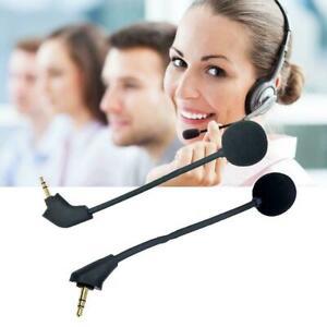 Mini Headphone Microphone For Kingston HYPERX Cloud Revolver S Cloud II 2 Y6W9