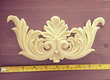 Large Shabby Chic Furniture Centre Piece Resin Applique Onlay Carving Projects