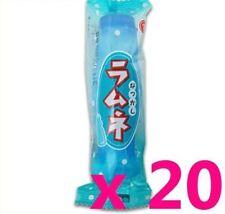 Ramune Soda Cider flavored candy lots 20 bottles tasty grain Dagashi Japan F/S