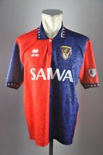 Genoa Trikot Gr. M 1993-1994 Saiwa Errea Shirt 90er vintage Italy 90s oldschool